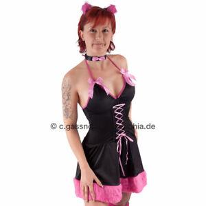 "Sexy * Kostüm * Sexy Katze ""Morle"" Set 4tlg., Gr. 36-38"