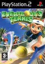 Everybody's Tennis Sony PlayStation 2 PS2 PAL Brand New