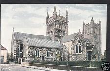 Dorset Postcard - Wimborne Minster   RS15