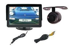 """Universelle Rückfahrkamera Modell E306 Unterbausystem mit 4,3"""" Monitor"""