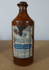 Large Office ink bottle Meredith Ray And Little with label .25cm tall .