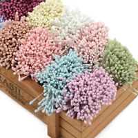 Handmade Artificial Flowers Mini Stamen For Party Home Decoration Accessories Hu