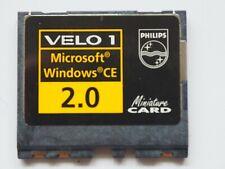 Philips Velo 1 vintage PDA - Windows CE 2 Miniature Card