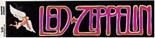 Led Zeppelin Swan Song Vintage Licensed Bumper Sticker