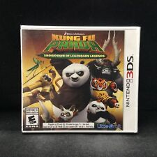 Kung Fu Panda: Showdown of Legendary Legends (Nintendo 3DS, 2015) BRAND NEW