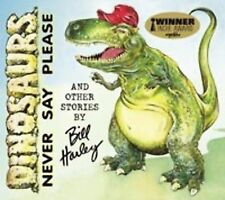 FREE US SHIP. on ANY 3+ CDs! ~Used,Good CD Bill Harley: Dinosaurs Never Say Plea