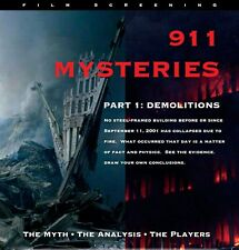 9/11 Mysteries - Demolitions DVD Conspiracy