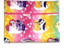 My Little Pony Toddler Pillowcase on multi-colors Cotton MLP8-3 New Handmade