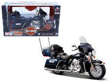 Maisto Harley Davidson FLHTK Electra Glide Ultra Limited 2013 Blue 32329 1/12