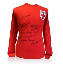 Signed Shirts W Collectable Autographs