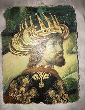 Italian Fresco, Magi King