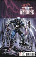 Captain America Comic 4 Reborn Incentive Variant Joe Kubert First Print 2009
