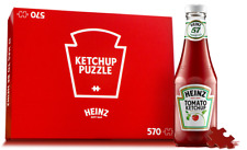 Heinz Ketchup Puzzle Limited Edition **Confirmed Order**