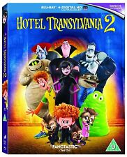 Hotel Transylvania 2 [Blu-ray] [2015] [Region Free]  Brand new and sealed