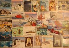 Australian Antarctic Territory 50 Different Used