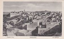 PALESTINE - Bethlehem - General View 2