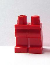 Lego 1 X piernas pierna para Minifigura figura Rojo