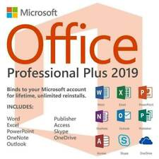 Microsoft Office 2019 Professional Plus Lizenzschlüssel ✔ MS Office 2019 Pro KEY