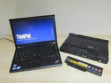 Lenovo ThinkPad x 230 Core i5 2.5ghz / 250GB SSD/ 8gb/3 Months Garantía /
