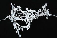 Venetian Masquerade Ball Laser Cut Metal Phantom Costume Prom Party Eye Mask