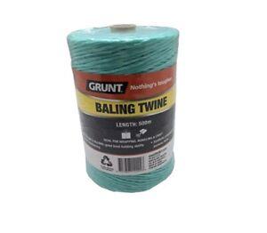Grunt 500m Green Baling Twine - GRROPE0169