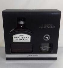 Jack Daniels   Gentleman 0,7 l  mit 1  Glas