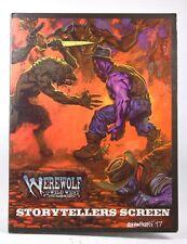 Storyteller's Screen (Werewolf: The Apocalypse, 1st Edition) staff White Wolf, W