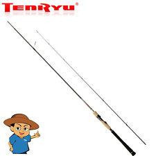 "Tenryu SWAT SW107ML Medium Light 10'7"" fishing spinning rod pole MADE IN JAPAN"