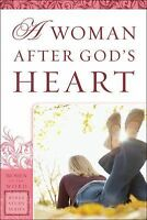 Women of the Word Bible Study: A Woman after God's Heart by Eadie Goodboy...