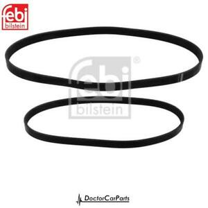 Alternator Drive Belt Kit for FORD FIESTA 1.25 1.4 1.6 01-on JD JH Petrol Febi