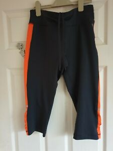DANSKIN NOW - YOGA GYM EXERCISE CROPPED TROUSERS Size M