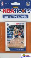 Golden State Warriors 2019/20 Panini Hoops NBA EXCLUSIVE Team Set-Curry, Klay+
