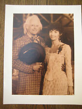 "Back to the Future 3 - Doc & Clara Photo Print  - 8.5"" x 11"" - B2G1F"