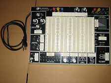 E&L Instruments C.A.D.E.T Ii Digital Electronics Trainer Circuit Design & Test