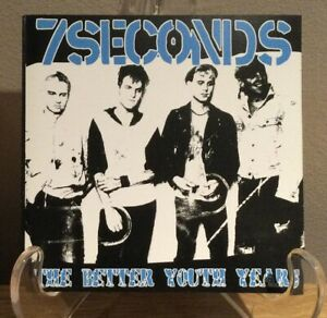 7 Seconds - The Better Youth Years CD Punk Hardcore