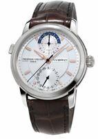 Frederique Constant Men's Hybrid Automatic Calendar 42mm Watch FC-750V4H6