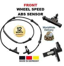 FOR LAND ROVER DISCOVERY 2.7 TD 4.4 4x4 2004-2009 FRONT WHEEL SPEED ABS SENSOR