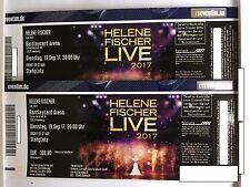 2 Tickets Helene Fischer Front of Stage 19.09. in Hamburg