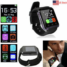 Boys Bluetooth Wrist Smart Watch For Android Samsung Galaxy Note 3 4 5 A3 A5 HTC