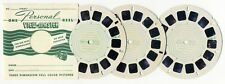 Hawthorne Blossoms Olympic Capitol Grounds Wash. 1956 View-Master Personal Reels