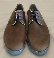 Floris Van Bommel Leather Sneakers Stone Size uk 8 eu 42