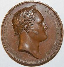 TZAR ALEXANDER I SEJOUR IN PARIS MEDAL-1814