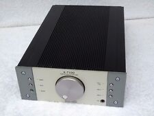 Musical Fidelity X-T100 V8 Tube Integrated Stereo Amplifier With Phono Stage