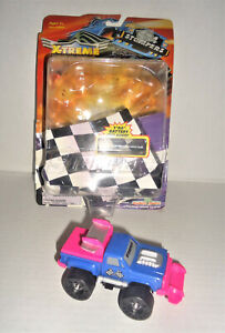 4 x 4 Stompers Extreme Street Nitro Burner 1997 Peachtree LOOSE W/ CARD WORKS!