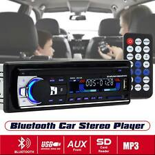Bluetooth Car Radio Stereo Head Unit Player In-dash MP3 /USB/SD/FM/Iphone Non CD