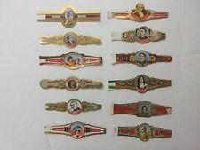 36 Different Unused Bands Vintage Cigar Bands Original TOBACCIANA