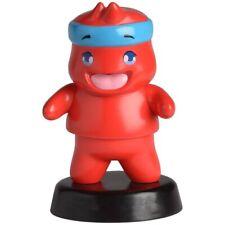 Wicked Cool Toys Ninja Dancing Action Sidekick RED Vinyl Figure #02  NEW