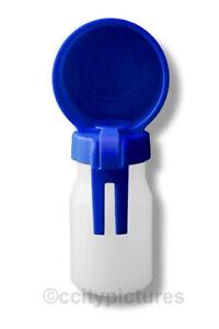 Water Rover Portable Pet Dog Travel Hiking Drinking Bowl – SMALLER DARK BLUE