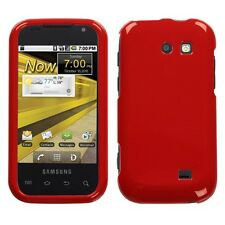 Flaming Red Hard Case Cover for Samsung Transform M920