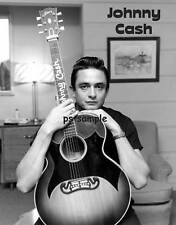 JOHNNY CASH - younger - Flexible Fridge Magnet